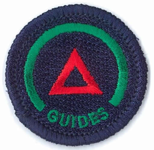 Badges - Girl Guides Singapore